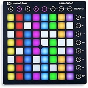 Novation performance Ableton Live controller Launchpad MK2 RGB LED mounted NEW