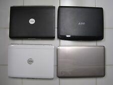 Lot of 4 Laptop- Dell Inspiron 1520 1521 HP Pavilion dv6-3025dx Acer Aspire 5315