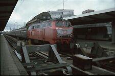 Diaduplikat DB 218 342 Munich 14.1.1994
