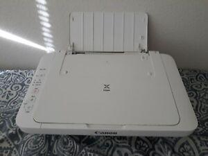 Canon PIXMA MG2520 All-In-One Inkjet Printer
