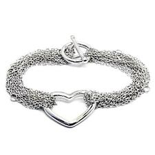 New Women Lady Jewelry Fashion 925 Bracelet Bangle Silver Free Shipping Gift Hot
