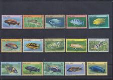 Malawi 1984  Fish Stamps Full set MNH V.F