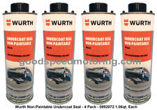 Wurth Non-Paintable Undercoat Seal - 0892072