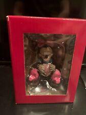 "Enesco Disney Traditions Jim Shore Minnie Mouse Miniature Figurine 3"" Heart"