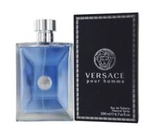 Versace Pour Homme Men 6.7 OZ 200 ML Eau De Toilette Spray Nib Sealed