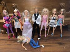 Different Styles Of Barbie, Bundle, Fab Condition
