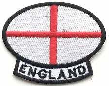 England Embroidered Patch - Sew on or Iron on