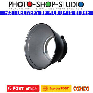 "Fotolux Mini Reflector 5.5"" (14cm) with Bowens S-Mount for Portable Flash #14REF"