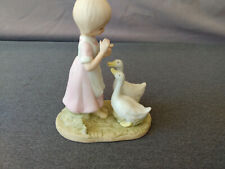 """Lefton China The Christopher Collection 1991 ~ """" We have fun together"""" Figurine"""