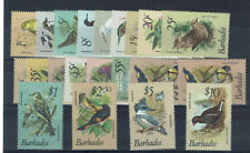 Multiple Barbadian Stamps (1966-Now)