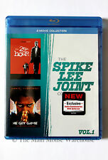 25th Hour He Got Game The Spike Lee Joint Collection Blu Blu-ray 2 Movie Pack