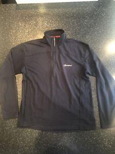 berghaus long sleeve t shirt Medium Black