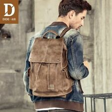Mens Business Laptop Backpack Style Fashion Casual Luxury Male Rucksack