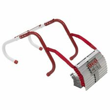 Fire Escape Ladder Two Story 13Ft Safety Emergency Kids Anti Slip Rungs Set New