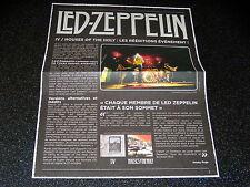 LED ZEPPELIN - PLAN MEDIA - HOUSE OF THE HOLY - 2014