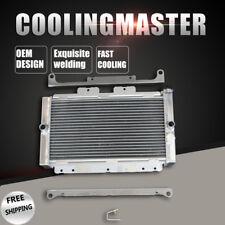 3 Row Aluminum Radiator For Yamaha Rhino 450 06-09 Rhino 660 04-07 New