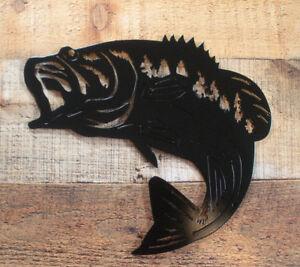 Largemouth Bass Wall Art