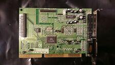 OPTi 82C931 ISA PC DOS Retro Vintage Audio-Card Sound-Karte Wavetable IDE