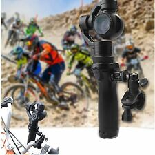 Bike Bicycle Durable Mount Stand Bracket Clamp Holder For DJI OSMO Gimble Camera