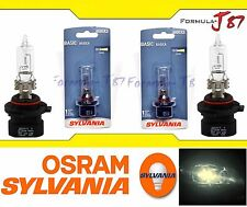 Sylvania Basic Halogen Bulb 9005XS HB3A 65W Head Light High Beam Replacement OE