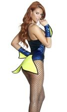Forplay Lost Blue Fish Sassy Women's Costume Halloween 557709 Dory Mermaid S/M
