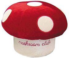 Kino koisu Mushroom Type small chair wine red New from Japan Free shipping