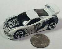 MS-T Suzuka White Hot Wheels Loose Rare