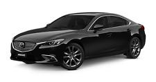 Mazda6  REAR BOOT LIP SPOILER-UNPAINTED