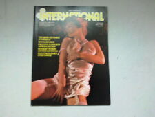 """REVUE ANGLAISE """"CLUB INTERNATIONAL""""  EROTIQUE VOLUME 5  NUMBER 11*"""