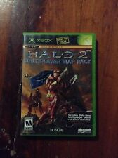 Halo 2 Multiplayer Map Pack Xbox Original Game Good condition