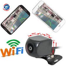 Mini WiFi Voiture Vue Arrière Parking Inverse Caméra de sécurité pour iOS/Android vision de nuit