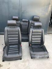 Original VW Touareg 7L V10 Lederausstattung Leder Sitze Sitzheizung elektrisch
