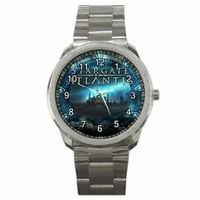 Stargate Atlantis SGA TV Series #J01 Sport Metal Watch