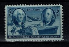 United States 1947 Postage Stamp Centenary SG 944 Mint MH