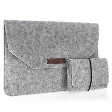 Macbook Air/pro 13 pulgadas bolsa de ordenador portátil de fieltro sleeve funda ultrabook