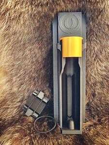 Magnethalterung V2 für Wechselläufe z.B. Blaser R8, R93 - mit Safety-Clip