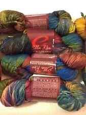 Lot Of 2 Skeins Ella Rae Lace Merino Aran Superwash 100% Wool Knitting Yarn 1008
