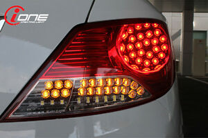 LED Tail Light Lamp TX DIY Kit For Hyundai Accent
