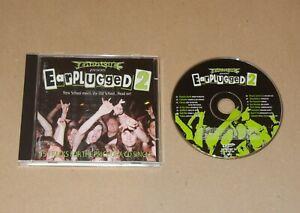 Various Artists - Earplugged 2, CD Album UK 1997 (MOSH 187 CD) Vg+/Vg+ Grindcore