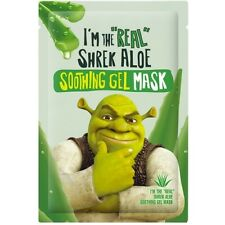 I'm the Real SHREK Aloe Soothing Gel Mask 35g X 1ea