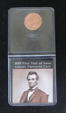 NICE First Year Issue Lincoln Memorial Cent 1959 (Brilliant Uncirculated)