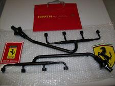 Ferrari 308  Engine Air Pollution Emission Smog Pump Air induction Pipes_109884