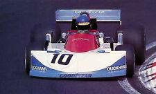 TS Miniatures 124329 MARZO 761 auto modello F1 R PETERSON vincere ITALY GP 1976 1:43rd
