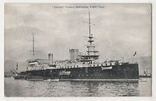 Carnot, French Battleship Postcard B635