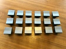 18x Legrand Adorne 15A Magnesium Paddle Switches (ASPD1532M4)