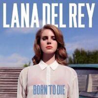 LANA DEL REY - BORN TO DIE  VINYL LP NEW!
