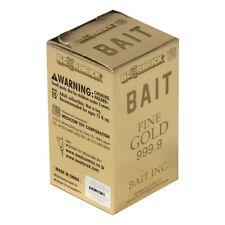 BAIT Medicom BE@RBRICK Gold Bar 100% Bearbrick Figure