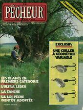 Revue le pêcheur de France No 16 Juin1984