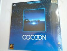 COCOON LASERDISC widescreen NTSC mint sealed