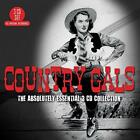 Country Gals - The Absolutely Essential 3CD Collection - Various (NEW CD)